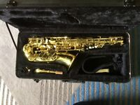 Alto saxophone for sale or swap (for clarinet)