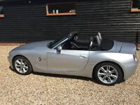 BMW Z4 SE 2.5 FULL SERVICE HISTORY EXCELLENT CONDITION