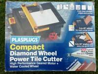 Plasplugs Diamond Wheel Tile Cutter