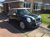 2005 Mini Cooper S – High Spec with Chilli Pack and Huge History + Private Plate