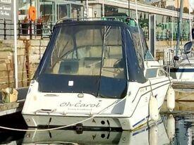 Rinker 23 Diesel 4 berth