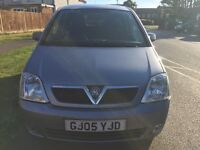 Vauxhall Meriva Design 1.7 CDTI. Excellent condition, long MOT, full service history and great value