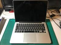 13''MacBook Pro - 8Gb RAM - 500Gb SSD