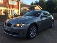 2007 BMW 325 COUPE SE MET GREY 07 PLATE PX WELCOME