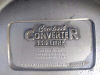 BLACKWALL 330 LITRE BLACK COMPOST CONVERTER