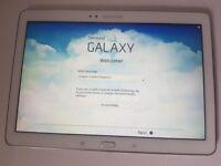"Samsung Galaxy Tab Pro Size 10.1"" Pearl White WiFi + New Battery (Model SM-T520)!!!"