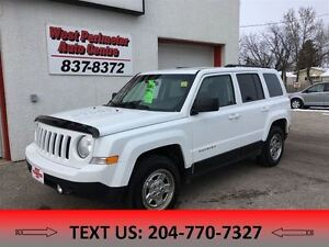 2015 Jeep Patriot North 4x4