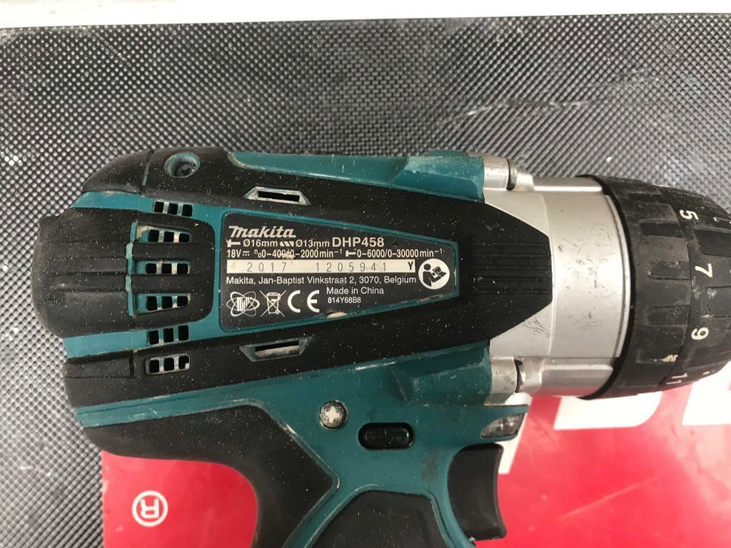 Makita drill and charger and carry case | in Hammersmith, London | Gumtree