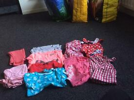 Gone pending collection 2 bundles of baby clothes