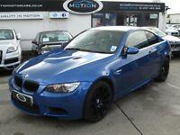BMW M3 4.0 V8 DCT 2dr. MONTE CARLO BLUE LTD EDN