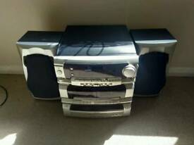 Bush stereo CD player