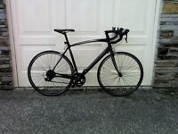 Specialized Allez road bike in excellent condition with little use.