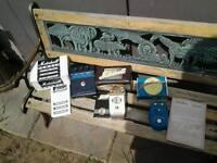 3 vintage guitar pedals Marshall etc
