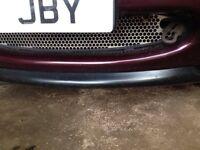 Mazda MX5 Eunos Mk1 Front Lip Spoiler Good Condition