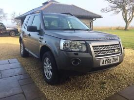 Land Rover Freelander 2 2008 (Low Mileage).