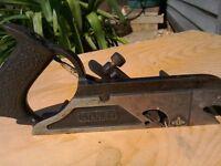"Stanley Filister Plane 1.1/2"" blade. 200mm overall length"