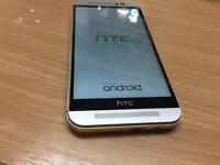 HTC M9 UNLOCKED VERY CLEAN 32GB £165 NO OFFERS OR SWAPS