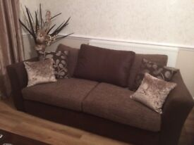 Sofa - 2 and 3 seater - Fabric