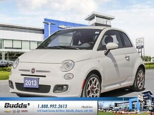 2013 Fiat 500 Sport Safety & Re-Conditioned