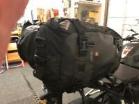 Kriega Motorcycle Liggage system