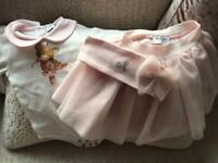 Various designer baby girls clothes