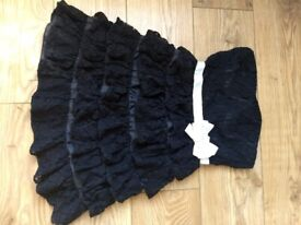 Black Redherring Dress Age 12
