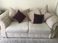 FREE 2 three seater sofas