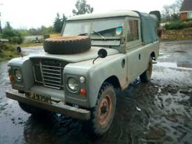 Land rover mk 3,1976, only 40,000 miles