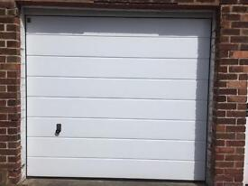 Hormann Garage Door 8ft x 7ft