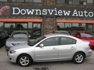 2007 Mazda MAZDA3 5SPD!!! LOADED!FULLY CERTIFIED@NO EXTRA CHARGE