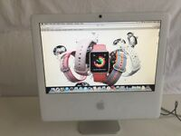 Apple iMAC 17 inch late 2006 2.0GHz 160GB 2GB In Working Order