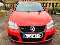 Volkswagen Golf 2.0 TFSI GTI 3dr FULL SERVICE HISTORY MINT CONDITION !!!