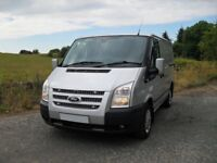 FORD TRANSIT 260 SWB 125 BHP TREND ANNIVERSARY EDITION 63 PLATE **NO VAT**
