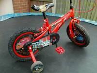 Mcqueen bike