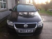 07 Passat 1.9TDI. 57k. Swap for estate or large hatch - Octavia or Avensis