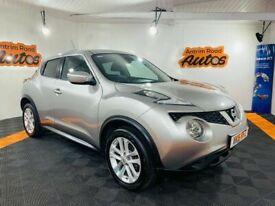 image for 2016 NISSAN JUKE N-CONNECTA 1.5 DCI ** LOW MILES ** FINANCE AVAILABLE
