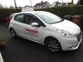 Boyds Driving School East Belfast First 5 pupils £20 per hour