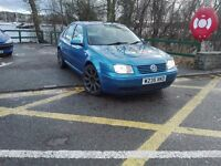 For sale or SWAP VW Bora 1.9 TDI 12 months MOT (not golf, caddy, civic ,Vectra,BMW)