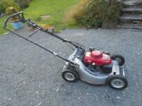 Honda Lawnflite Mower