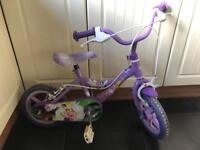 Disney Tinkerbell 12 Inch Kids Bike