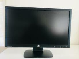 HP ProDisplay 22'' LED Monitor (Excellent Condition)