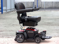NEW PRIDE GO CHAIR - FREE DELIVERY - PORTABLE CAR BOOT ELECTRIC WHEELCHAIR - MOBILITY POWER CHAIR