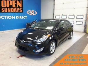 2013 Hyundai Elantra GLS SUNROOF! FINANCE NOW!