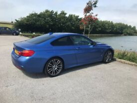BMW 4 SERIES MSPORT AUTOMATIC 420I