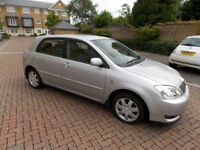 2004 Toyota Corolla 1.6 VVT-i Colour Collection 5 dr A/C