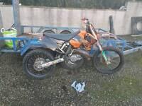 Ktm 125 sx 2005