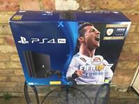 PLAYSTATION PS4 1TB W/FIFA 2018