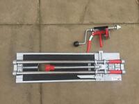 TUV tile cutter