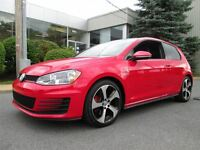 2015 Volkswagen GTI 3-Door *Sport Package*