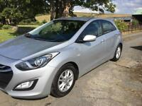 2012 (61) HYUNDAI I30 1.4 ACTIVE. BLUETOOTH, 6 SPEED, ONLY 39,000 MILES, FULL SERVICE HISTORY